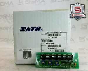Sato Rj2730100 Dip Switch Dsw Pcb Set