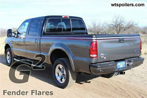 Fits 1999 2007 Ford Super Duty F250 f350 Factory Style Fender Flair