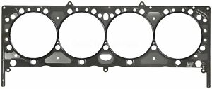 New Fel pro Head Gasket 1144 2 Chevy Small Block V8 Sb2 4 200 Bore 040 Thick
