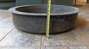 Nos Large Rubber Cone Ring 20070212 For Nordberg Metso Cone Crusher Model Hp200
