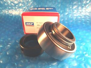 Skf Yel206 2f Ball Bearing Insert 30 Mm Shaft 62 Mm Od