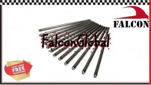 Jeep 4 0 Push Rods Pushrods Set 12 242ci 1987 2006 Wrangler Cherokee