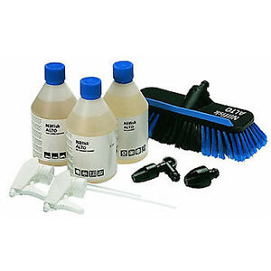 Nilfisk Click Clean Auto Kit Fluid Pressure Washer Car Patio Cleaning