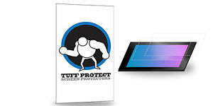 Tuff Protect Clear Screen Protectors for Lowrance HDS-8 Fishfinder (2pcs)