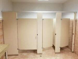 Commercial Bathroom Partition Divider Stall Walls Call Today