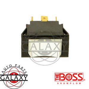 Boss Snow Plow 6 terminal Lift Rocker Switch Hyd1622