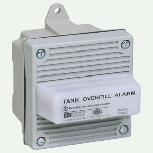 New Franklin Fueling High Intensity Tank Overfill Alarm Light And Horn Ts ra2