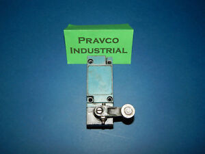 Honeywell Microswitch Lsz4001 Limit Switch With Lsz1a Head With Roller Lever Arm