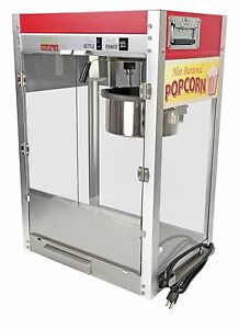 Paragon Rent a pop 8 Ounce Popcorn Machine Made In Usa