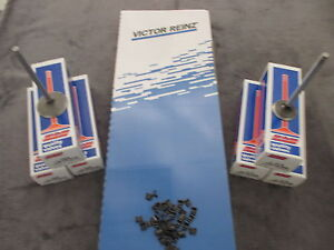 Ford 351 Cleveland Comet Cougar Mustang Head Gasket Set valves keepers 1970 72
