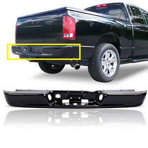 Rear Step Bumper Steel For 03 09 Dodge Ram 2500 3500 Pickup Ch1102352 5073625ac