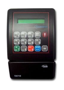 Time America Ta715 Data Terminal no Software