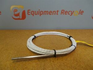 Jobe Company Sensor Probe Temperature Lead Wire Gauge Rgf185l483 New