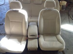 2006 Chevy Impala Seats