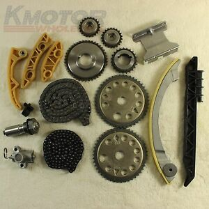 Gm 2 4l 2 2l 2 0l Ecotec Engine Timing Chain Kit W Balance Shaft Set L61 00 11
