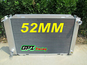 For 1979 1993 Ford Mustang Gt Lx 5 0l V8 302 Aluminum Racing Radiator
