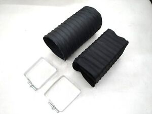 1955 1956 1957 55 56 57 Ford Thunderbird Heater Round Square Ducts W Clamps