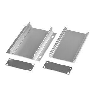 5x Aluminum Project Box Al Enclosure Case Electronic Diy 25x62x110mm h w l