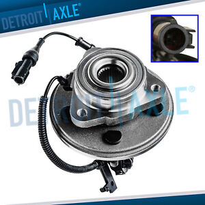 New Front Wheel Hub And Bearing Assembly For Ford Explorer Mercury Mountaineer