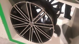 26 Inch U2 36 Wheels Rims Tires Fit 6 X 139 Denali Sierra Tahoe Suburban