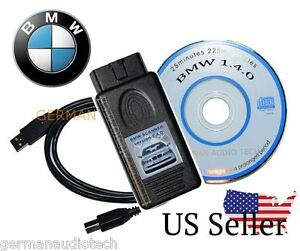 Bmw Diagnostic Code Reader Scanner 1 4 0 E36 E46 E39 E38 E53 M3 X3 Z3 Pa Soft