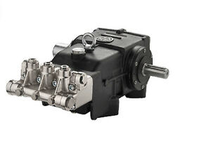 Pressure Washer Pump Ar Rtp38n 10 Gpm 7250 Psi 35mm Shaft 1000 Rpm