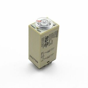 10x H3y 2 Dc 12v Delay Timer Time Relay 0 60 Seconds