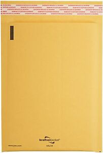 500 000 Kraft Bubble Mailers Padded Bubble Lined Envelopes 4 25x8