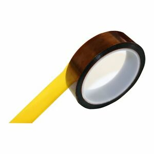 2 Mil Kapton Tape polyimide 1 X 36 Yds Free Shipping Ship From Usa