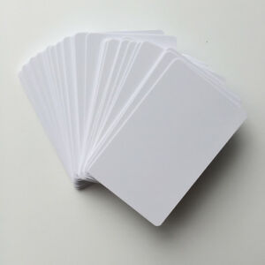 Rfid Tk4100 Chip 125khz Pvc Inkjet Id Smart Card Proximity Entry Access 100pcs