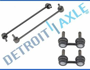 4 pc Kit Brand New Front Rear Stabilizer Sway Bar Links For 2000 2006 Bmw X5