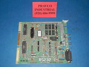 Superior Electric 10d004 Interface Board Modulynx Rs232 Serial No 00173