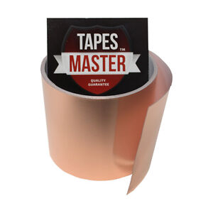 Copper Foil Tape 3 X 10ft Emi Conductive Adhesive Ship From Usa