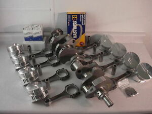 58 59 60 61 62 63 64 348 409 Chevy 4 Stroker Kit Ross Pistons 10 5 030
