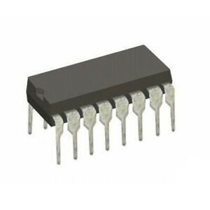 1x Ic Max232cpe Or Rs232