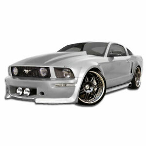 Eleanor Body Kit 4 Piece Fits Ford Mustang 05 09 Duraflex