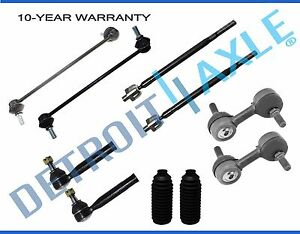 Sway Bar Link For 2004 2005 2006 2007 2008 2009 Nissan Quest W Tie Rod