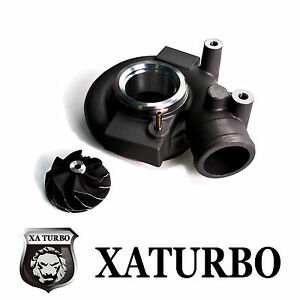 Mitsubishi Td04 19t Turbo Upgrade Compressor Housing Wheel 09 King Cobra Ready