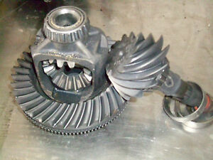 Ford 8 8 3 27 Ring And Pinion With Open 31 Spline Carrier With Exciter Ring
