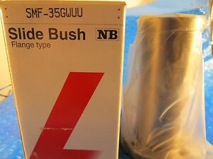 Nb Smf 35gwuu Nippon Bearing Japan 35mm Slide Bush Linear Motion Bushing