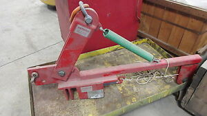 Jem Latch Srs 2 5 Sling Or Choker Release System 2 5 Ton Rigging Construction
