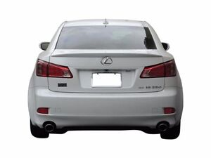 558 Painted Factory Style Spoiler Fits The 2007 2013 Lexus Is 250 Is350