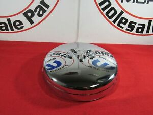 Dodge Ram 3500 4500 5500 Chrome Front Dually Wheel Center Cap New Oem Mopar