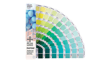Pantone Color Bridge Coated All 1845 Solid Cmyk With The 112 New Colours