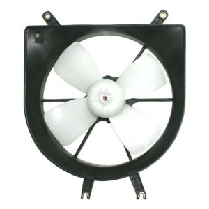 New Front Radiator Fan For Honda Civic Ho3115102 19005p08003