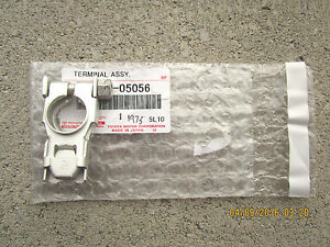 03 08 Toyota Corolla Battery Positive Terminal Connector Brand New 05056