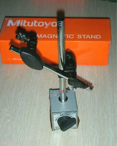 1pcs New Mitutoyo 7010s 10 Magnetic Stands For Dial Test Indicators