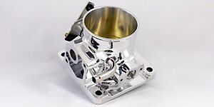 Accufab F75 86 93 Mustang 5 0l 75mm Throttle Body