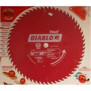 Diablo Carbide Tipped Table Miter And Radial Arm Saw Blade no D1660x Freud
