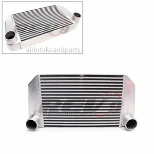 Rev9 Universal V Mount Turbo Intercooler Fmic 25x12x3 5 550hp 2 75 In Out